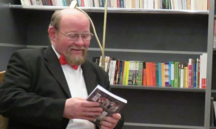 ELMARAD – Bögözi Attila riportkötetének bemutatója